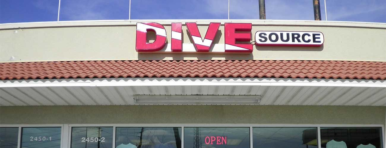 The Dive Source
