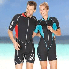 d23dddb717 SEAC Ciao Wetsuit 2.5mm